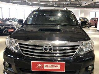 Bán Toyota Fortuner sản xuất 2014 còn mới
