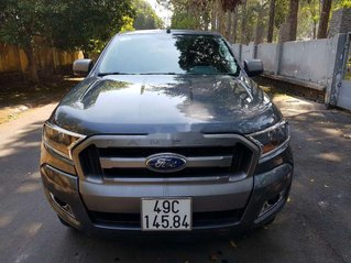 Bán xe Ford Ranger sản xuất 2016, màu xám, nhập khẩu, giá tốt