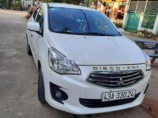 Cần bán xe Mitsubishi Attrage đời 2017, màu trắng, nhập khẩu