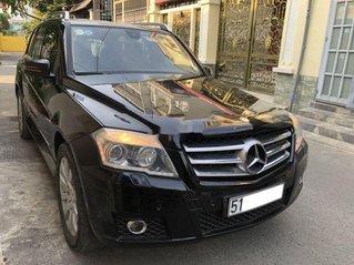 Xe Mercedes GLK Class sản xuất năm 2010, màu đen