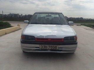 Xe Mazda 323 sản xuất 1995, màu bạc, nhập khẩu, 28 triệu