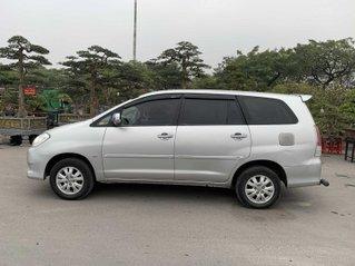 Xe Toyota Innova đăng ký 2008, màu bạc, còn mới, giá 295 triệu đồng