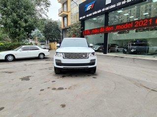 Bán Land Rover range rover Autobiogrphy LWB 3.0L, màu trắng, model 2021, mới 100%