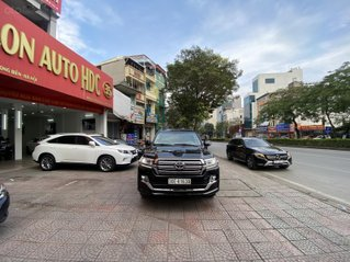Bán xe Toyota Land Cruiser VX 4.6 sản xuất 2016, tên công ty xuất hoá đơn, biển HN 30E - 616.39, cực mới