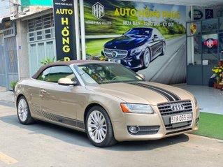Cần bán xe Audi A5 năm 2010, màu vàng, chính chủ, giá tốt 1 tỷ 90 triệu đồng