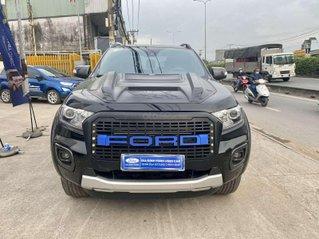 Ranger Wildtrak đen 2018, chỉ mới 35.000 km