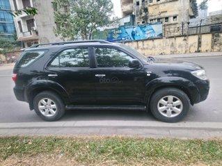 Bán xe Fortuner V sx 2009 đăng ký tên tư nhân, chính chủ giữ gìn còn cực mới