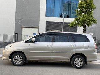 Chính chủ tôi cần bán Innova 2.0G 2011 ghi vàng Hà Nội