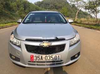 Bán ô tô Chevrolet Cruze sản xuất 2011, màu bạc