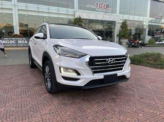 Bán Hyundai Tucson đời 2020, màu trắng, giá 869tr