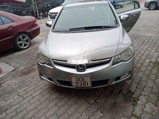 Bán Honda Civic đời 2008, màu bạc, xe nhập chính chủ, giá chỉ 305 triệu
