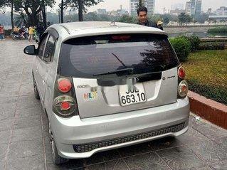 Bán xe Kia Morning đời 2010, màu bạc, nhập khẩu còn mới, giá tốt