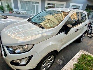 Bán ô tô Ford EcoSport năm sản xuất 2018, màu trắng chính chủ, 438 triệu