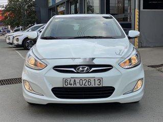 Bán Hyundai Accent 2014, màu trắng, nhập khẩu