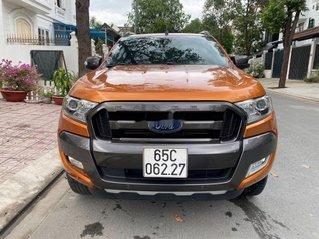 Bán Ford Ranger 2016, nhập khẩu, màu cam