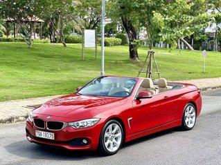 Cần bán BMW 4 Series sản xuất năm 2017, màu đỏ, mui trần