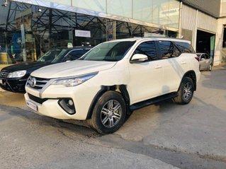 Bán xe Toyota Fortuner năm 2017, nhập khẩu còn mới