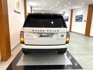Cần bán LandRover Range Rover sản xuất năm 2014, màu trắng