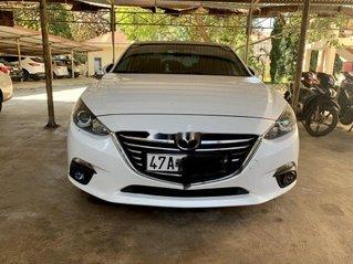 Bán Mazda 3 2016, màu trắng
