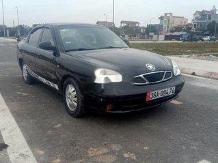 Bán xe Daewoo Nubira 2003, màu đen, giá chỉ 72 triệu