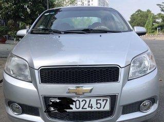 Xe Chevrolet Aveo đời 2017, màu bạc, nhập khẩu nguyên chiếc, giá tốt