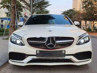 Bán Mercedes C250 AMG sản xuất 2015, màu trắng