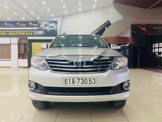 Bán ô tô Toyota Fortuner sản xuất 2012 còn mới