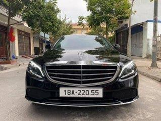 Bán ô tô Mercedes C200 Exclusive năm sản xuất 2020, màu đen