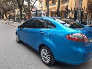 Cần bán xe Ford Fiesta sản xuất 2012, màu xanh lam, nhập khẩu