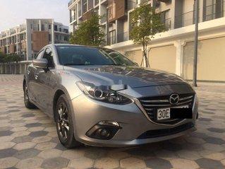 Cần bán gấp Mazda 3 năm sản xuất 2016, màu xám