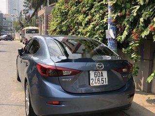 Cần bán gấp Mazda 3 đời 2015, màu xanh lam, xe nhập