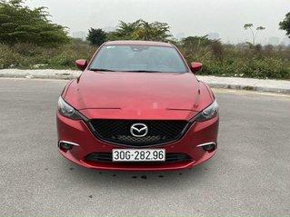 Bán Mazda 6 đời 2019, màu đỏ, số tự động, giá tốt