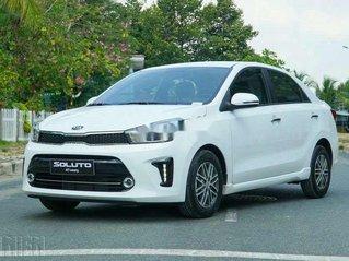 Bán ô tô Kia Soluto đời 2020, màu trắng, giá 465tr