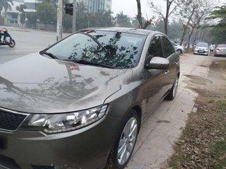 Bán Kia Cerato đời 2011, màu xám, xe nhập, giá tốt