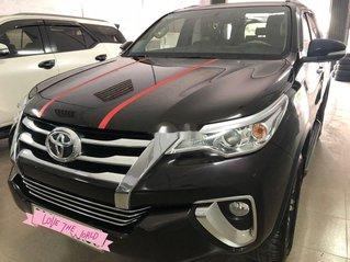 Xe Toyota Fortuner sản xuất năm 2017, nhập khẩu nguyên chiếc còn mới, giá tốt