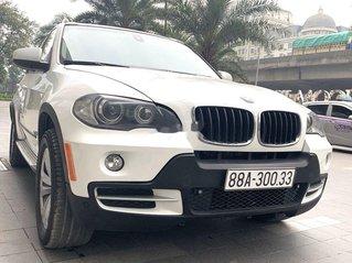 Bán BMW X5 sản xuất năm 2008, màu trắng, xe nhập