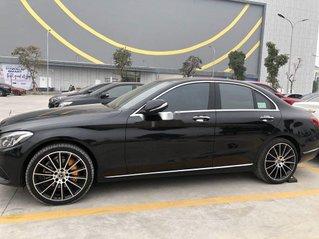 Cần bán xe Mercedes C250 sản xuất 2015, màu đen, nhập khẩu nguyên chiếc