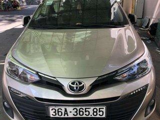 Cần bán lại xe Toyota Vios sản xuất năm 2018, nhập khẩu, giá tốt