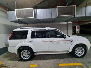 Cần bán xe Ford Everest sản xuất 2014, màu trắng