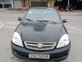 Bán Lifan 520 sản xuất năm 2007, màu đen