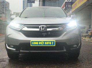 Cần bán Honda CR V đời 2019, màu bạc, xe nhập