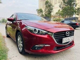 Cần bán xe Mazda 3 năm 2018, màu đỏ, giá chỉ 620 triệu