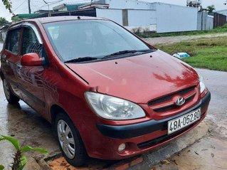 Bán Hyundai Getz đời 2008, màu đỏ
