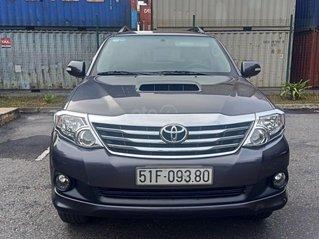 Toyota Fortuner 2.5G 2015 - Máy dầu, số sàn - 01 chủ từ đầu