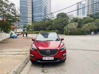 Bán Mazda CX 5 đời 2017, màu đỏ, giá tốt