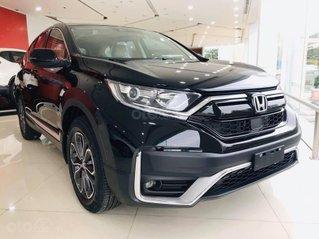 Honda Ô Tô Đồng Nai bán Honda CRV 2021 bản 1.5E, giảm tiền mặt, tặng phụ kiện, trả 300tr nhận xe ngay