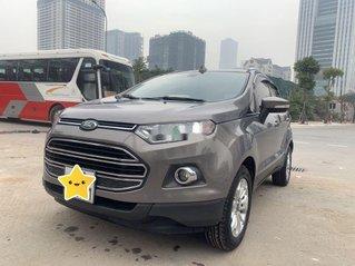 Bán Ford EcoSport đời 2015, màu xám, giá tốt