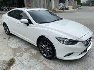 Cần bán Mazda 6 đời 2016, màu trắng còn mới, 636tr