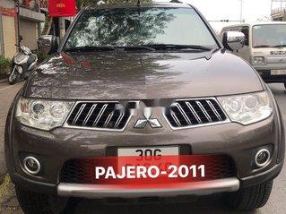 Cần bán lại xe Mitsubishi Pajero Sport sản xuất năm 2011
