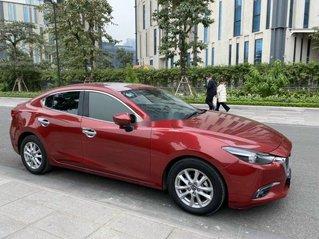 Cần bán Mazda 3 năm sản xuất 2017, màu đỏ